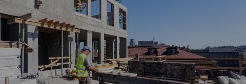 Wij (ver)bouwen huizen & bedrijfspanden